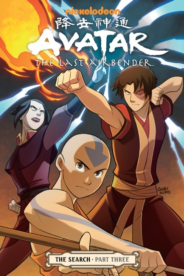 Avatar: The Last Airbender - The Search Part 3 by Gene Luen Yang & Various Authors PDF Download