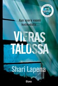 Vieras talossa - Shari Lapena pdf download