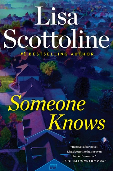 Someone Knows by Lisa Scottoline pdf download