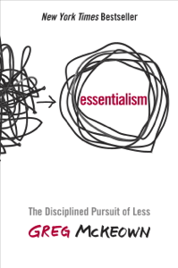 Essentialism - Greg Mckeown pdf download