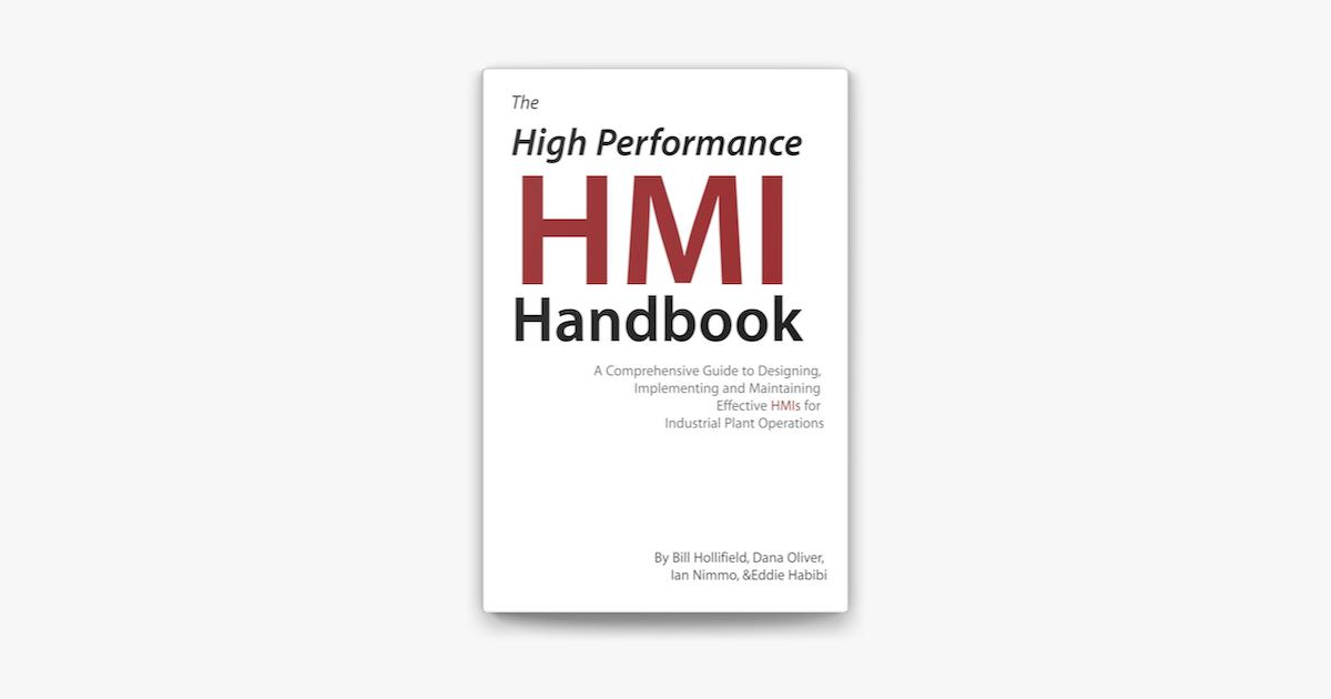 The High Performance HMI Handbook on Apple Books