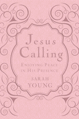 Jesus Calling - Deluxe Edition Pink Cover - Sarah Young
