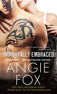 Immortally Embraced - Angie Fox pdf download