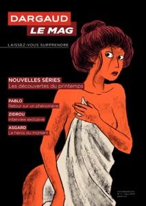 Dargaud Le Mag - numéro 02 - Les découvertes du printemps - Collectif pdf download