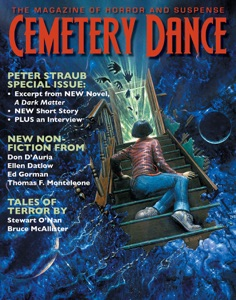 Cemetery Dance: Issue 61 - Richard Chizmar, Stewart O'Nan, Peter Straub & Bruce McAllister pdf download