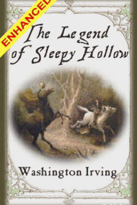 The Legend of Sleepy Hollow + FREE Audiobook Included - Washington Irving