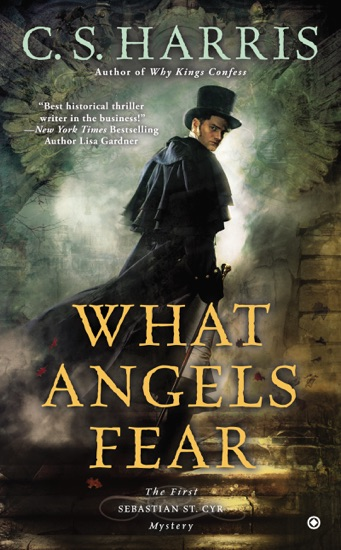 What Angels Fear by C. S. Harris PDF Download