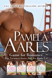 Game for Romance - Pamela Aares pdf download