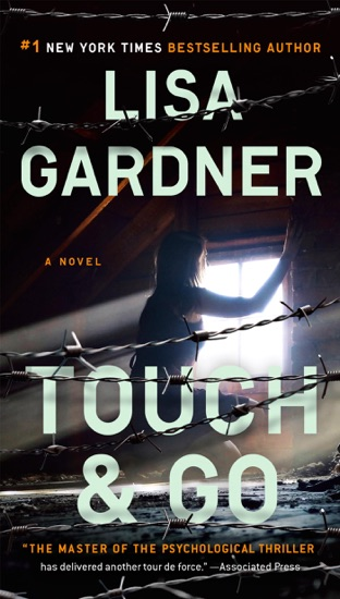 Touch & Go by Lisa Gardner PDF Download