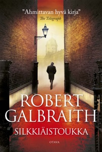 Silkkiäistoukka - Robert Galbraith pdf download