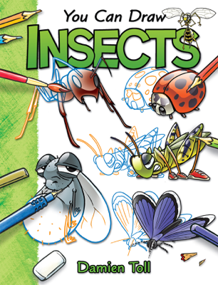You Can Draw Insects - Damien Toll pdf download