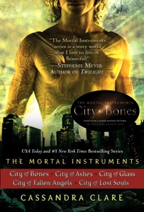 Cassandra Clare: The Mortal Instruments Series (5 books) - Cassandra Clare pdf download