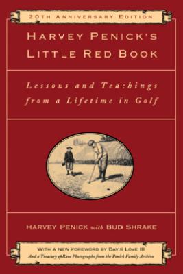 Harvey Penick's Little Red Book - Harvey Penick