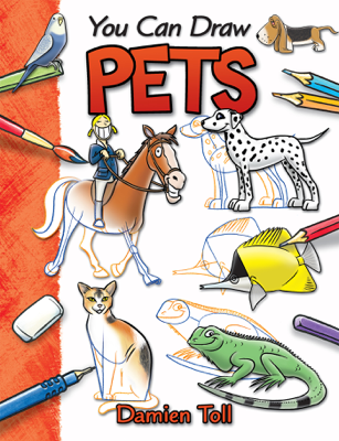 You Can Draw Pets - Damien Toll pdf download
