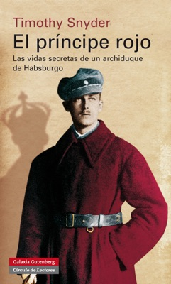 El príncipe rojo - Timothy Snyder pdf download