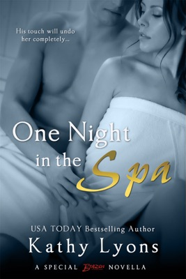 One Night in the Spa (Entangled Ever After) - Kathy Lyons pdf download