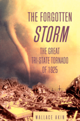 The Forgotten Storm - Wallace Akin