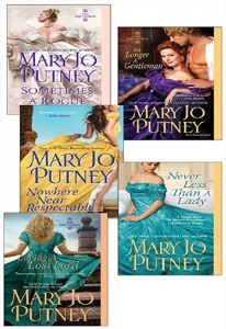 Mary Jo Putney's Lost Lords Bundle: Loving a Lost Lord, Never Less Than A Lady, Nowhere Near Respectable, No Longer a Gentleman & Sometimes A Rogue - Mary Jo Putney pdf download