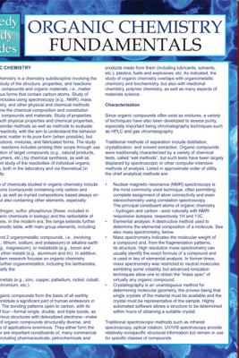 Organic Chemistry Fundamentals Study Guide - Speedy Publishing