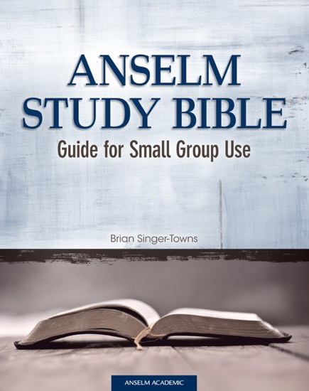 Anselm Study Bible: Guide for Small Group Use by Brian Singer-Towns pdf download