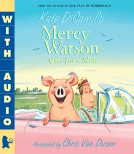 Mercy Watson Goes for a Ride - Kate DiCamillo & Chris Van Dusen pdf download
