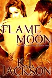Flame Moon (A Flame Moon Novel: Volume 1) - K.J. Jackson pdf download