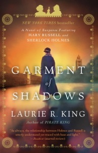 Garment of Shadows - Laurie R. King pdf download