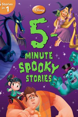5-Minute Spooky Stories - Disney Book Group