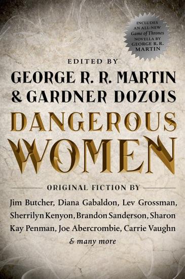 Dangerous Women by George R.R. Martin & Gardner Dozois PDF Download