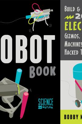 The Robot Book - Bobby Mercer