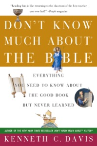 Don't Know Much About the Bible - Kenneth C. Davis pdf download