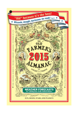 The Old Farmer's Almanac 2015 - Old Farmer's Almanac