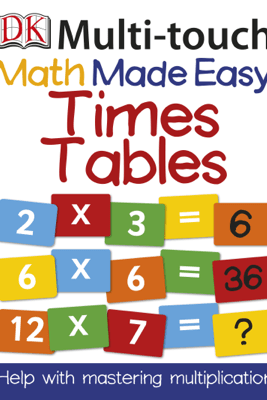 DK Math Made Easy Times Tables - DK