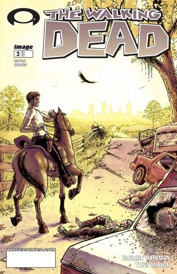 The Walking Dead #2 by Robert Kirkman & Tony Moore PDF Download