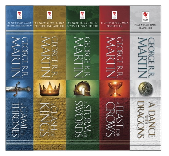 The A Song of Ice and Fire Series by George R.R. Martin pdf download
