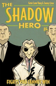 The Shadow Hero 4 - Gene Luen Yang pdf download