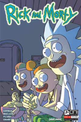 Rick & Morty #6 - Zac Gorman