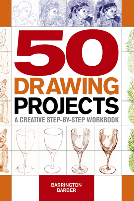 50 Drawing Projects - Barrington Barber