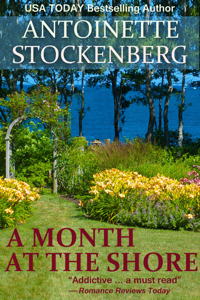 A Month at the Shore - Antoinette Stockenberg pdf download