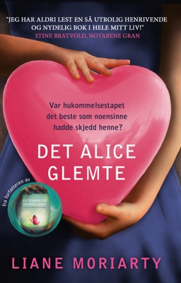 Det Alice glemte - Liane Moriarty pdf download