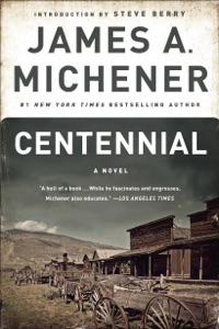 Centennial - James A. Michener & Steve Berry pdf download