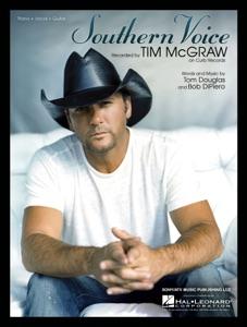 Southern Voice Sheet Music - Tim McGraw pdf download