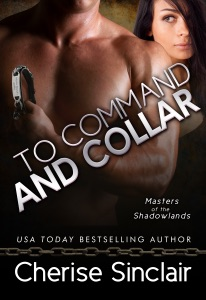 To Command and Collar - Cherise Sinclair pdf download