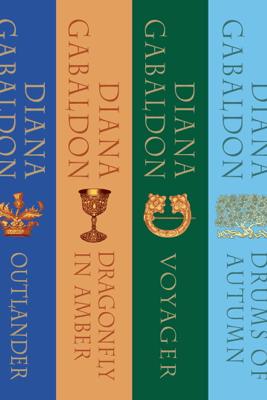 The Outlander Series Bundle: Books 1, 2, 3, and 4 - Diana Gabaldon