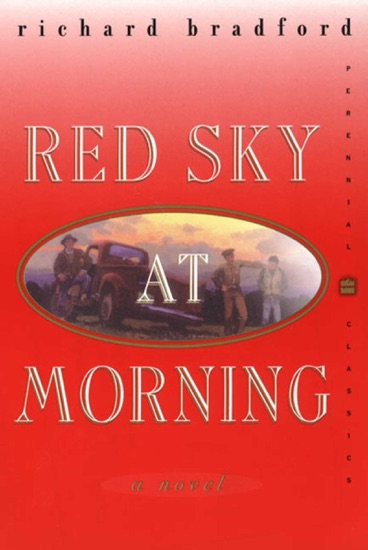 Red Sky at Morning by Richard Bradford pdf download