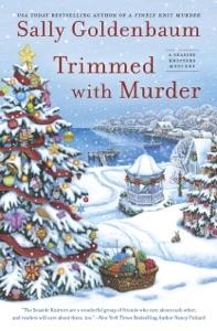 Trimmed With Murder - Sally Goldenbaum pdf download