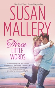 Three Little Words - Susan Mallery pdf download