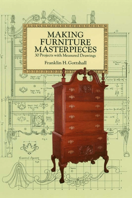 Making Furniture Masterpieces - Franklin H. Gottshall