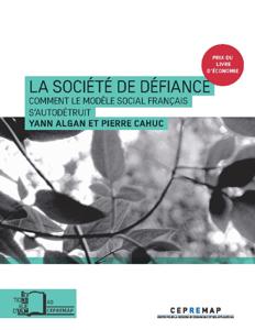 La Société de défiance - Yann Algan pdf download