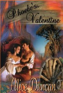 Phoebe's Valentine - Alice Duncan pdf download